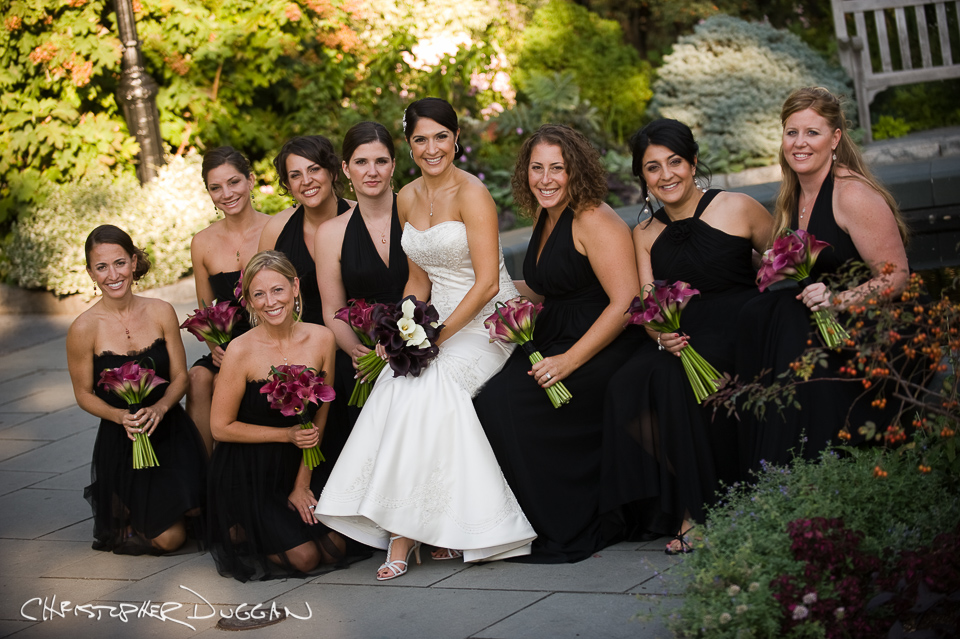 Narges & Josh's Ritz Carlton Wedding. Photo Credit: Christopher Duggan