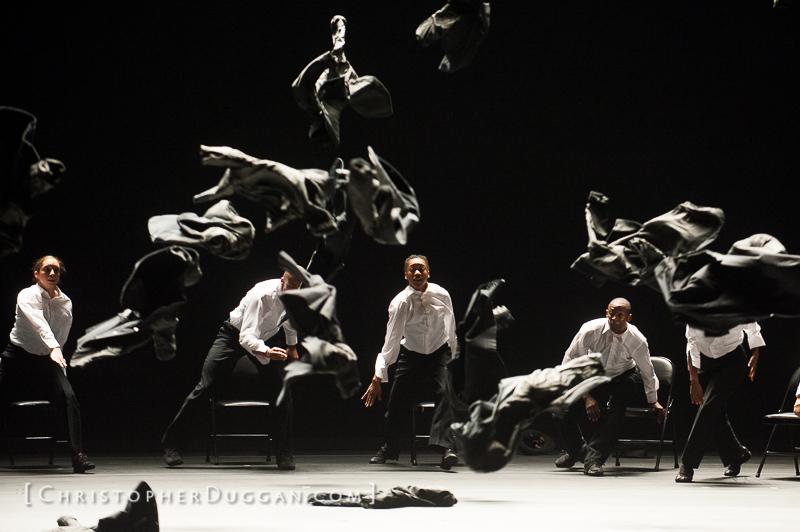 Alvin Ailey American Dance Theater Gala | New York City Center 2012