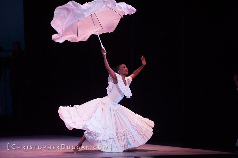 One of Renee Robinson's last performances in Alvin Ailey's Revelations