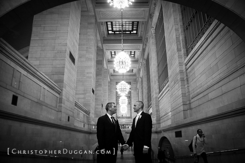 Albino Joe S Grand Central Station Wedding Photos