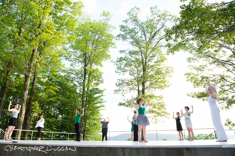 Dances For Variable Population at Jacob's Pillow