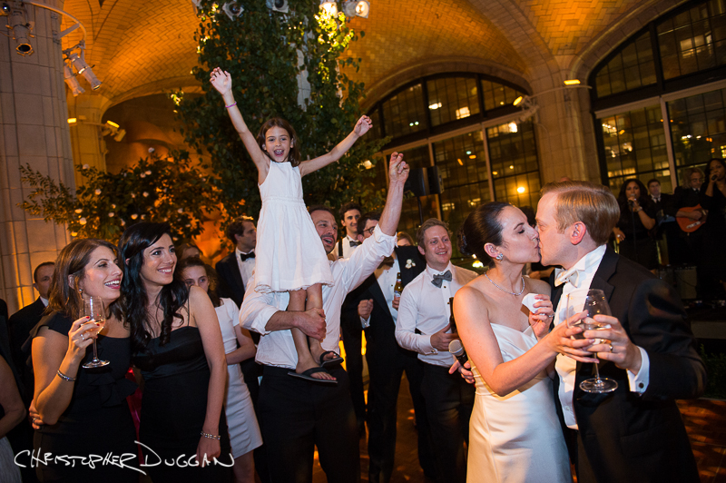 Leigh & Adam | Wedding Photos at Guastavino's in New York City