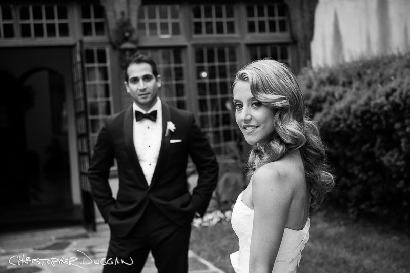 Jessica & Azal   Wedding at Pleasantdale Chateau in New Jersey