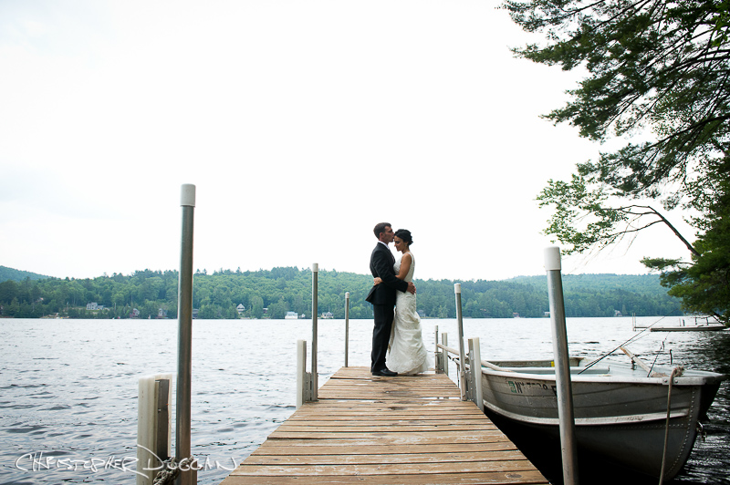 Danielle & Mike | Wedding at Brant Lake in the Adirondacks, NY