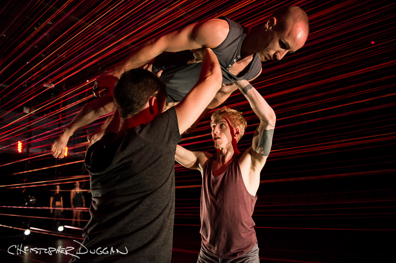Brian Brooks Moving Company   Dance Premiere at BAM Fisher