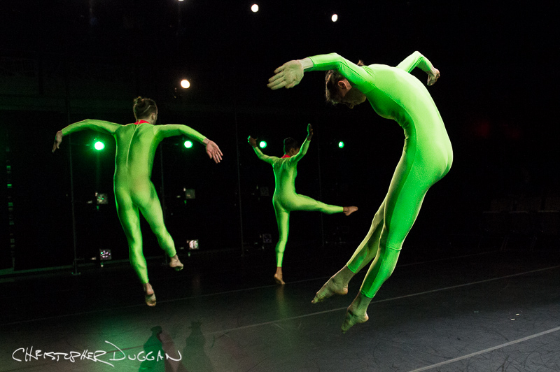 John Heginbotham Dance performance at BAM Fisher