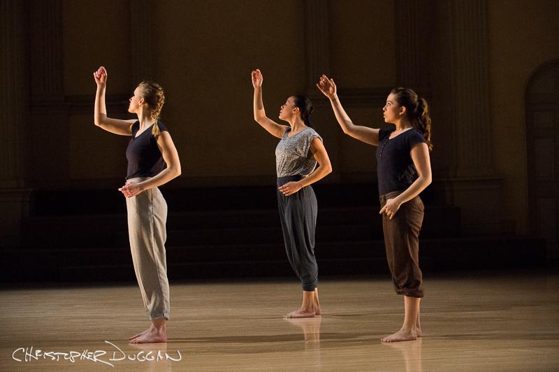 Suzanne Beahrs | Dance Premiere at Danspace Project