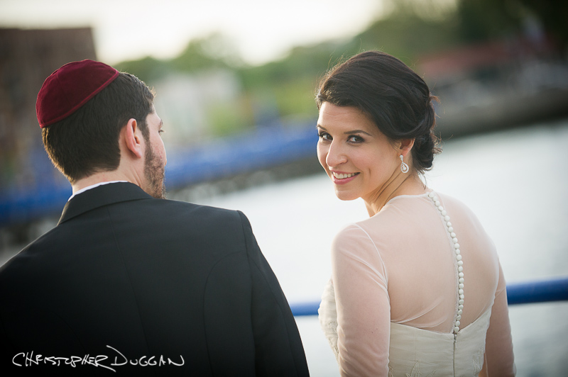 Katja & Shaul | Wedding at Ohel David & Shlomo in Brooklyn