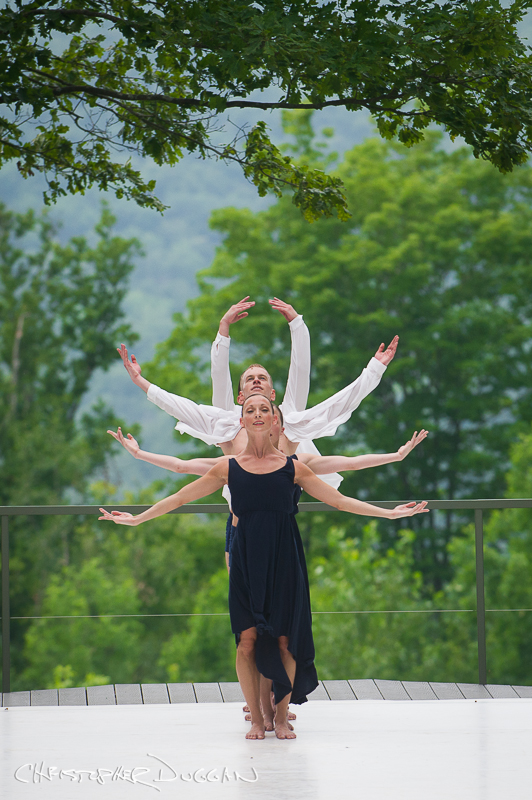 Lehrer Dance at Inside/Out at Jacob's Pillow Dance Festival 2014