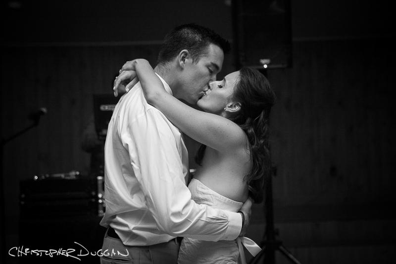 Melissa & Ryan | Dolphin Cove Club Wedding in Stamford, CT