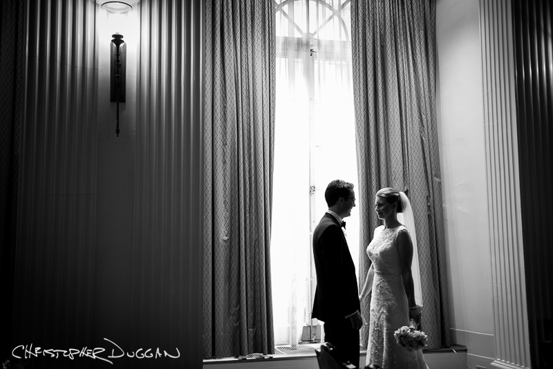 Emily & Dustin | Yale Club Wedding Photos in NYC