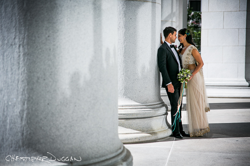 Nisha & Joe's Bentley Reserve wedding photos in San Francisco, CA by Christopher Duggan Photography
