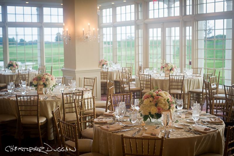 Brittany jon s trump national golf club wedding photos