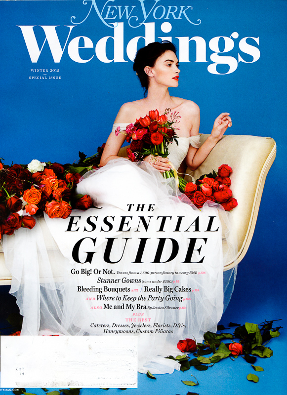 New York Weddings Magazine | Winter Wedding Photography Listing