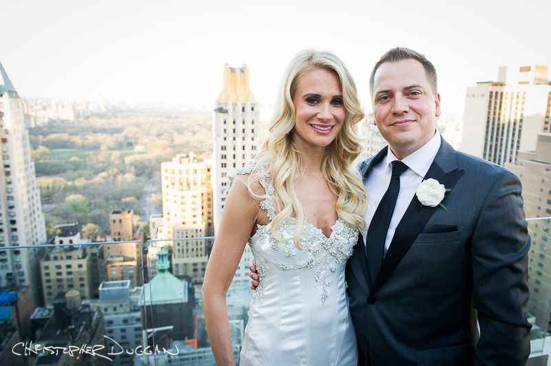 Lisa & Greg | Manhattan Wedding Photos at Le Parker Meridien