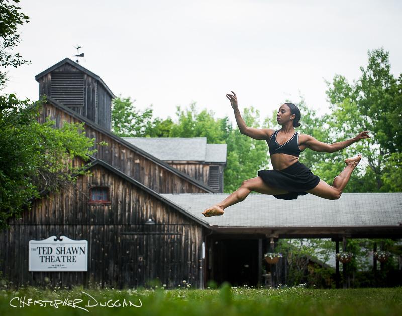 Jacob's Pillow Dance Festival | Dance Portrait Photography