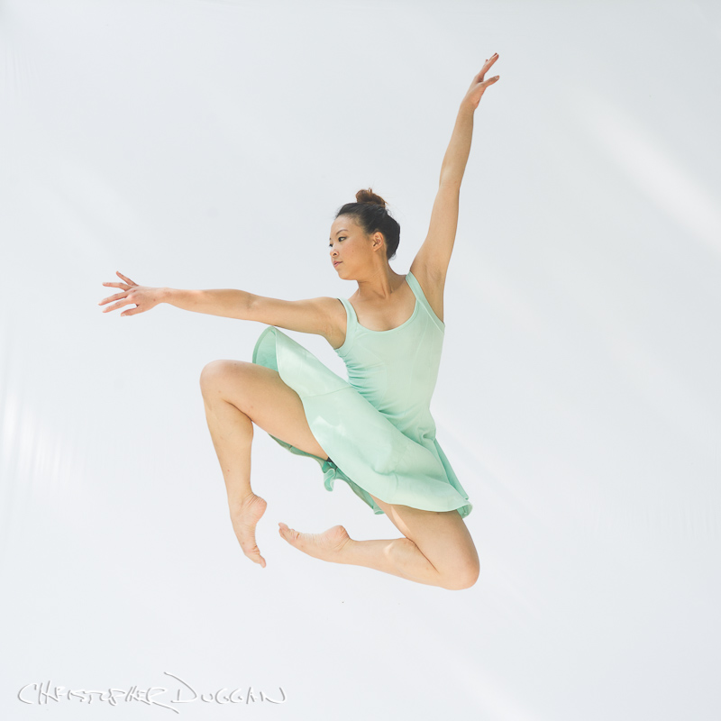 Jacob's Pillow Dance Portraits | Natural Light Studio 2014