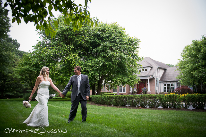 Lindsey & Lou's New Jersey wedding photos by Christopher Duggan Photography