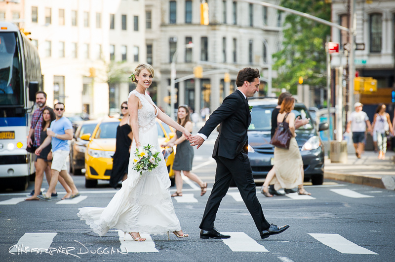 Marisa & Guy | SoHo Grand Wedding Photos