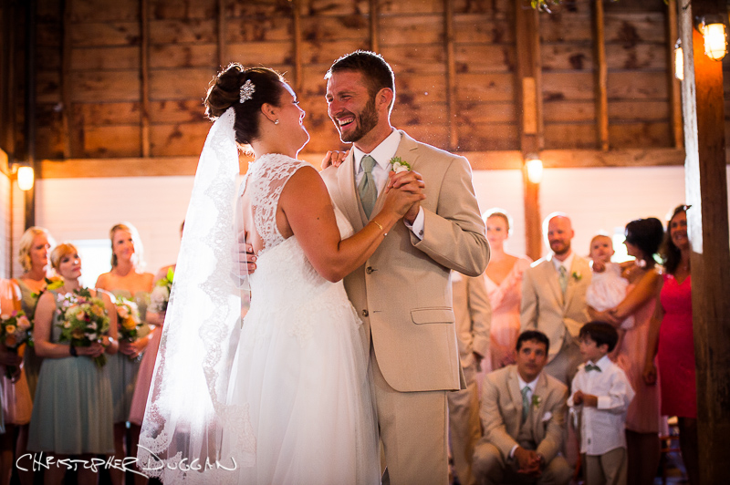Gedney Farm wedding photos | Jenn & Brian