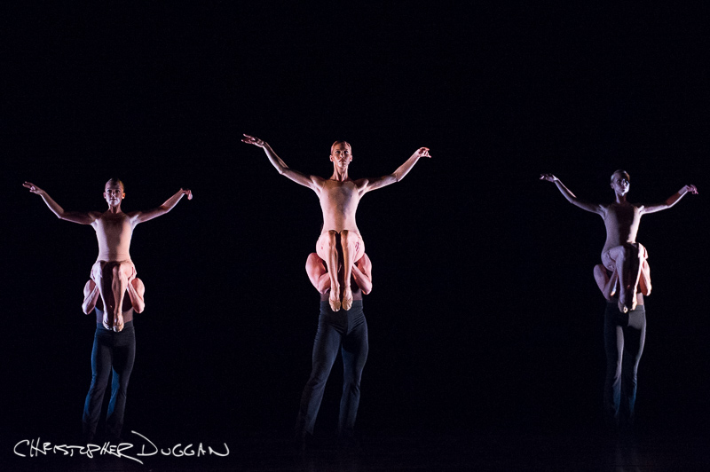 "The Sarasota Ballet in ""In A State of Weightlessness"""