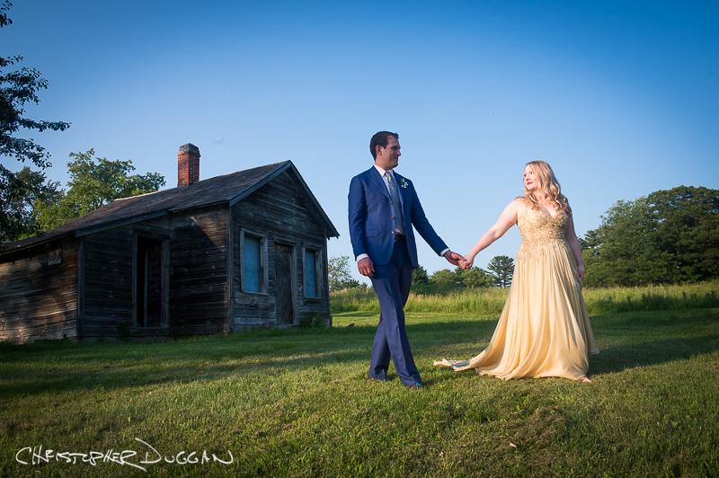 Gedney Farm Wedding Photos in the Berkshires | Hannah & Jason