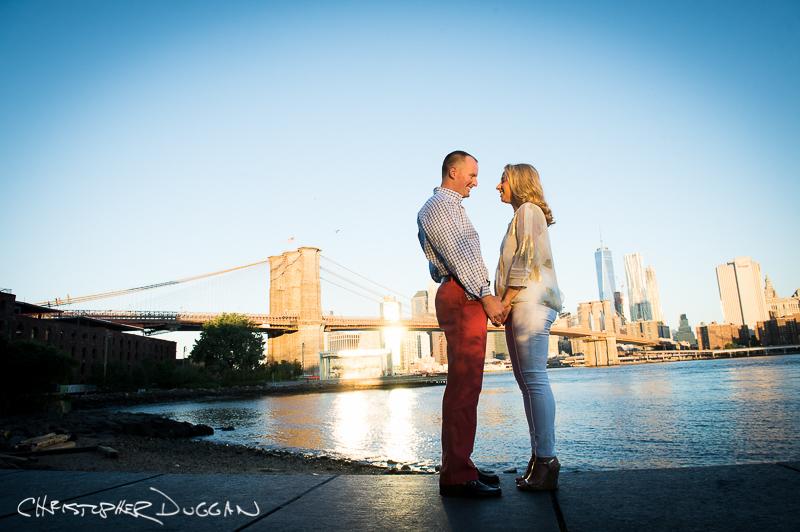 Fall 2015 | Engagement Photos in Brooklyn & Manhattan