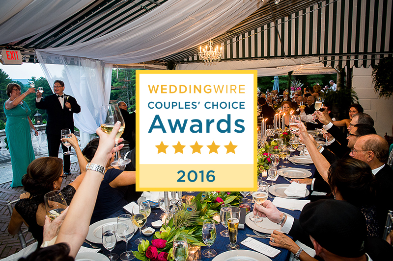 WeddingWire Couples' Choice Award Winner 2016