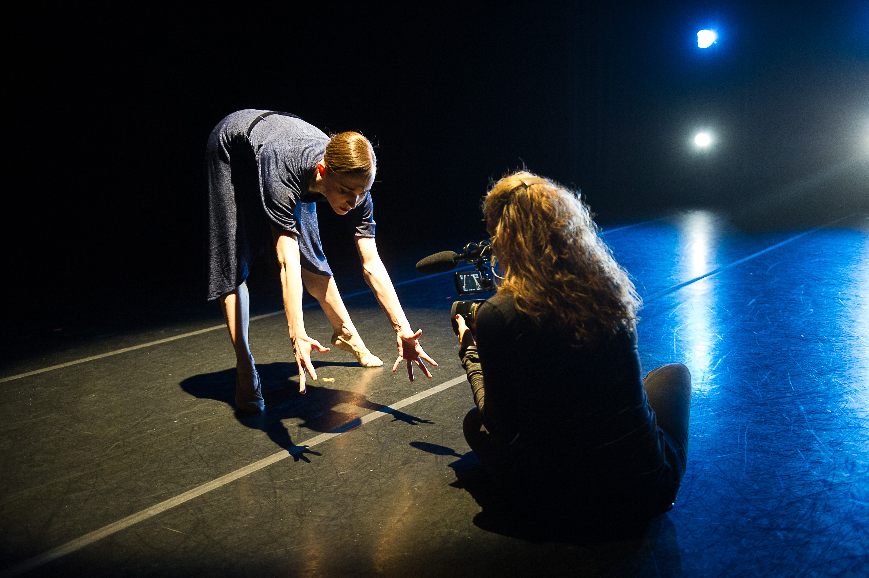 Filming No Dominion | A New Dance Documentary with Nel Shelby & Margaret Mullin
