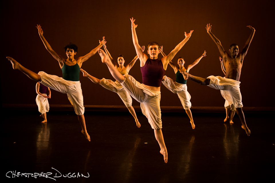 Alvin Ailey American Dance Theater BFA Students | Dance Photography