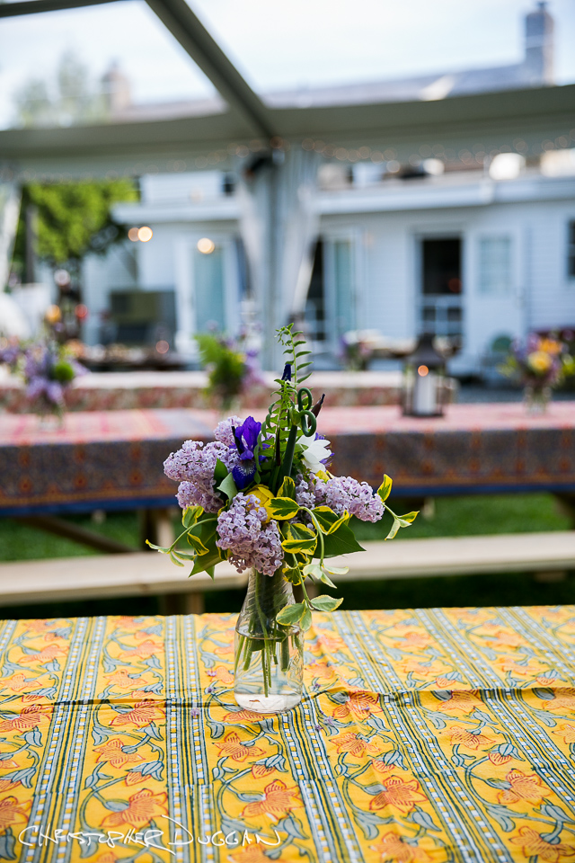 Elana & Ben's Berkshires Rehearsal Dinner at the Dream Away Lodge. Photo Credit: Christopher Duggan Photography