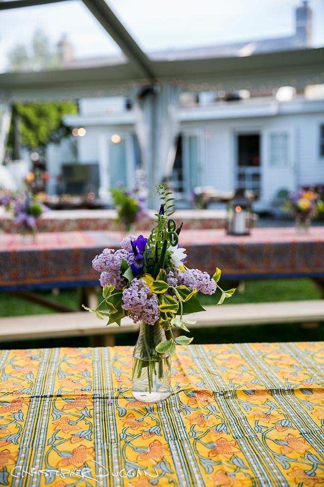 Elana & Ben's Berkshires Rehearsal Dinner at the Dream Away Lodge. Photo Credit: Christopher Duggan Photography