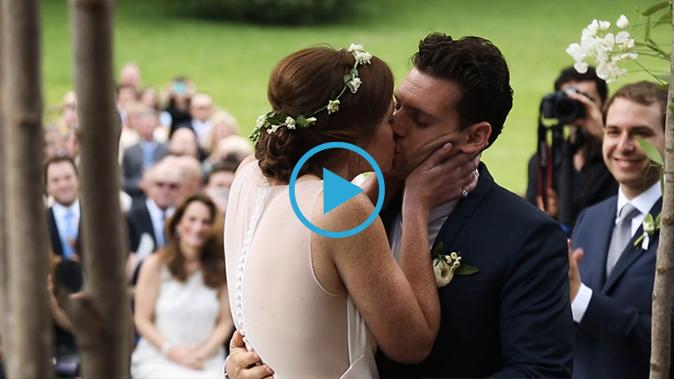 Stonover Farm Wedding Film   Emily & Josh
