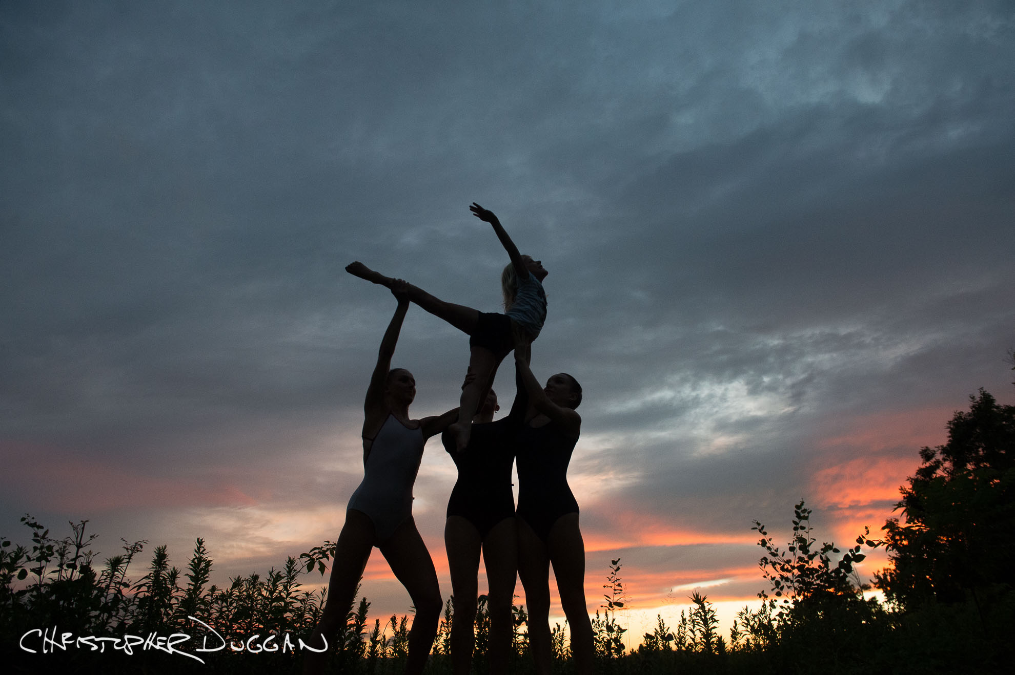 Jacob's Pillow Dance 2016 | Creative Portraits with Contemporary Dancers