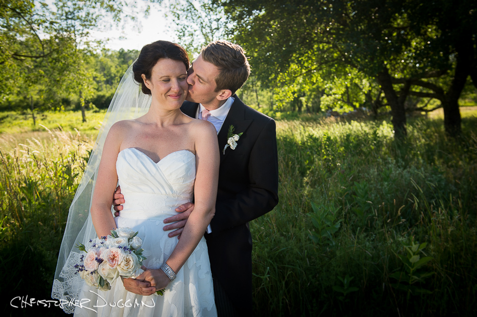 Gedney Farm wedding photographer, Photo Credit: Christopher Duggan