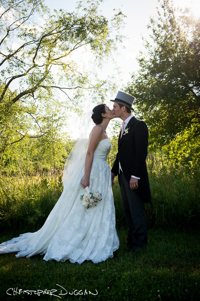 Gedney Farm wedding photographer. Photo Credit: Christopher Duggan