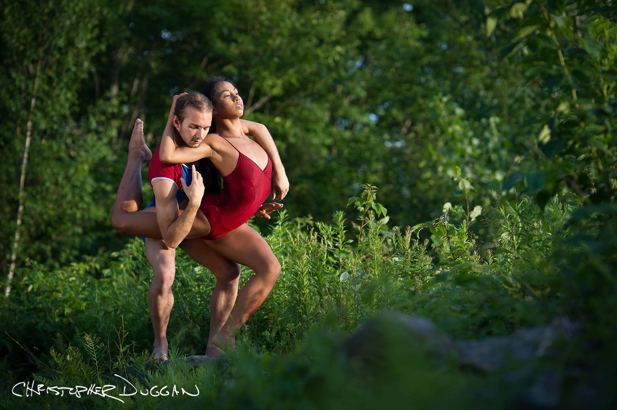 Jacob's Pillow Dance Festival 2016 | Creative Portraits