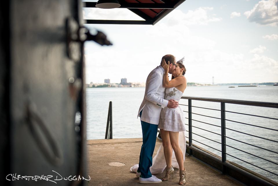 The Liberty Warehouse Wedding Photos | Jordana & Gary