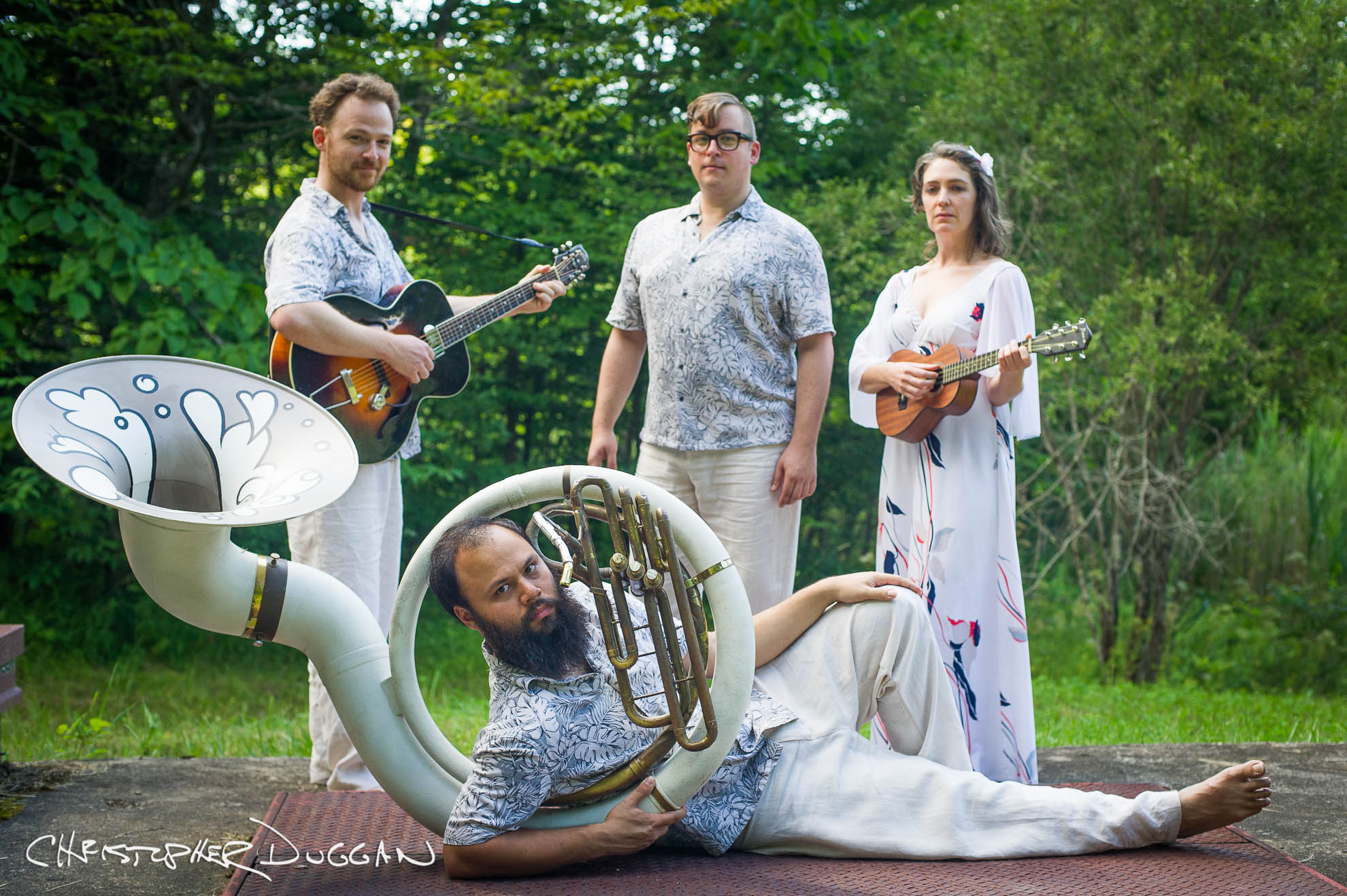 Musicians at The Pillow | Jacob's Pillow Dance Photos 2016