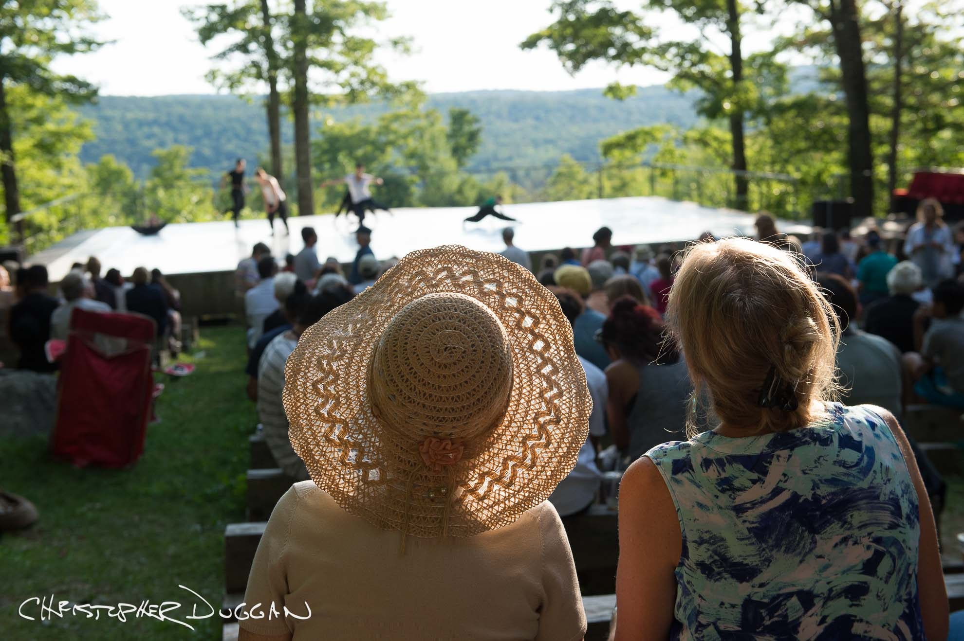 Jacob's Pillow Dance Photos | End of Summer at Inside/Out