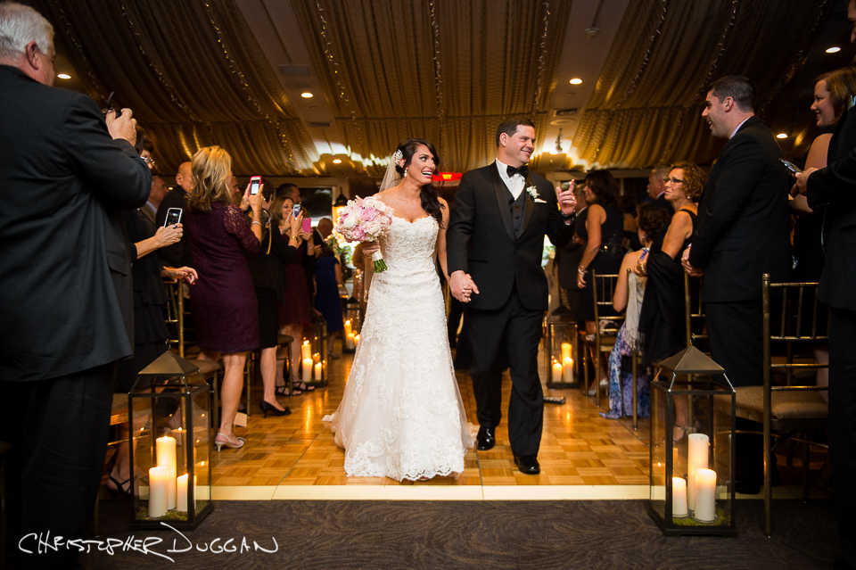 New York Tappan Hill wedding photos of Alexa & Joey by Christopher Duggan Photography