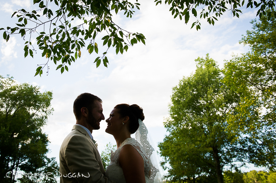 Jenn & Brian's Gedney Farm wedding photos by Christopher Duggan