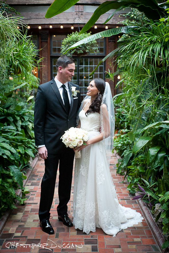 West Orange New Jersey Pleasantdale Chateau wedding photos by Christopher Duggan
