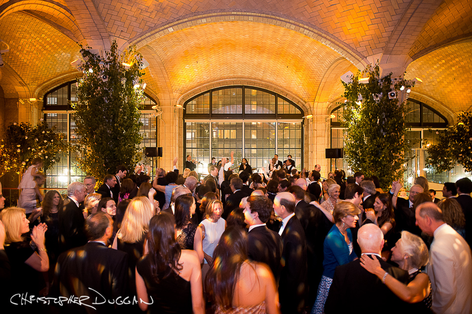 Manhattan NYC Wedding Photos at Guastavinos by photographer Christopher Duggan - Leigh & Adam
