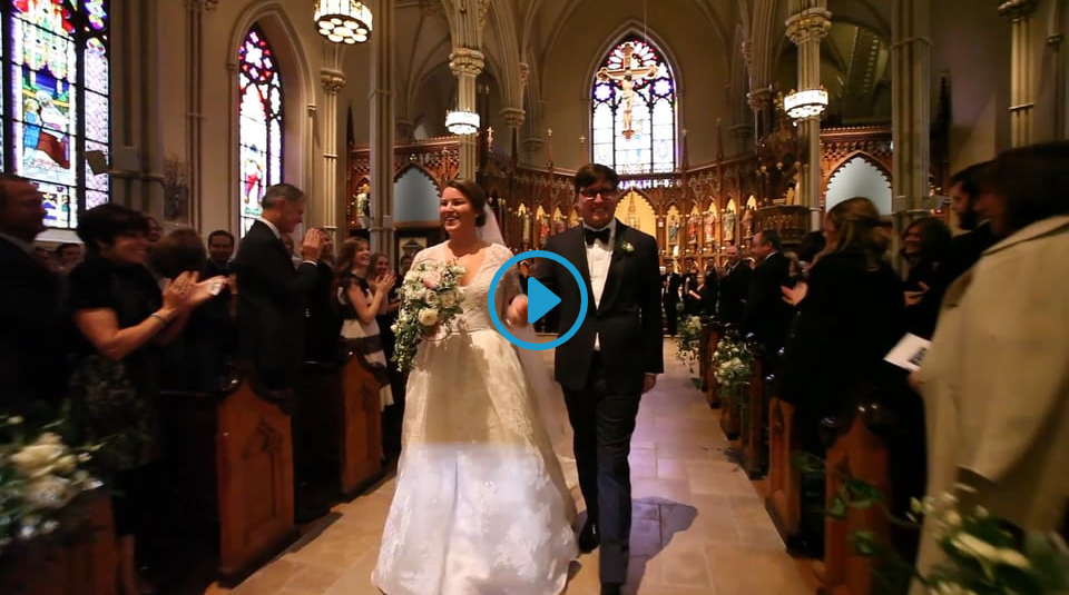 Sara & Dan | Bowery Hotel Wedding Film