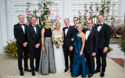 Formal Family Portraits On Your Wedding Day