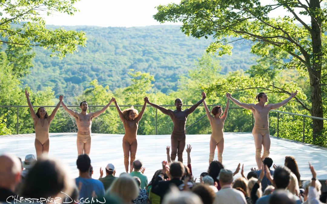 Jacob's Pillow Dance Festival 2017 | Pilobolus
