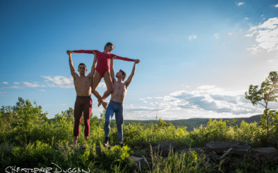 Jacob's Pillow Dance 2017   Creative Dance Portraits with Students of The School