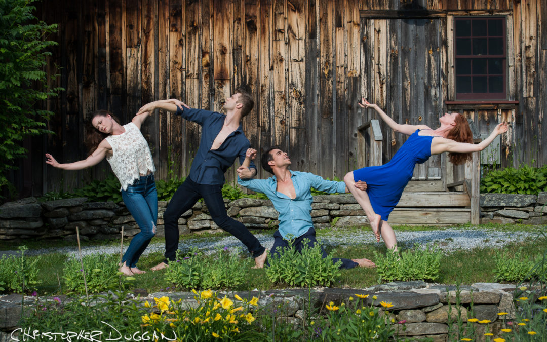 Jacob's Pillow Dance Festival 2017 | Paul Taylor Dance Company