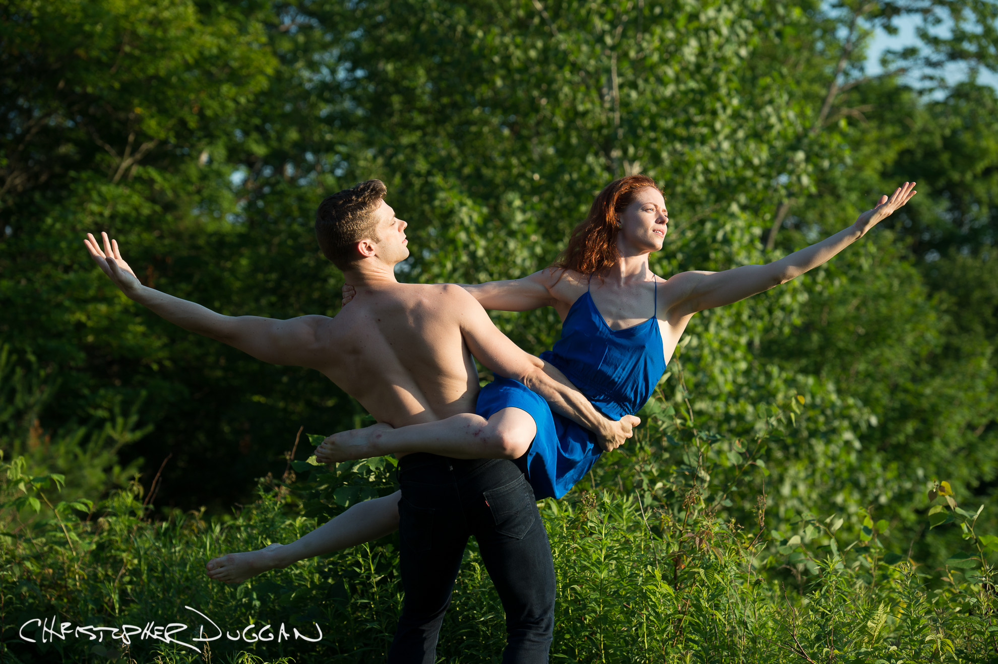 Paul Taylor Dance photos by Christopher Duggan Photography